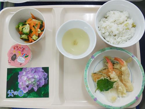 16-父の日の食事